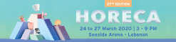 HORECA Lebanon 2020 - 24 March 2020