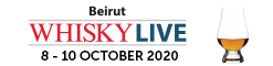 Whisky Live Beirut - 08 October 2020