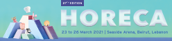 HORECA Lebanon 2021 - 23 March 2021